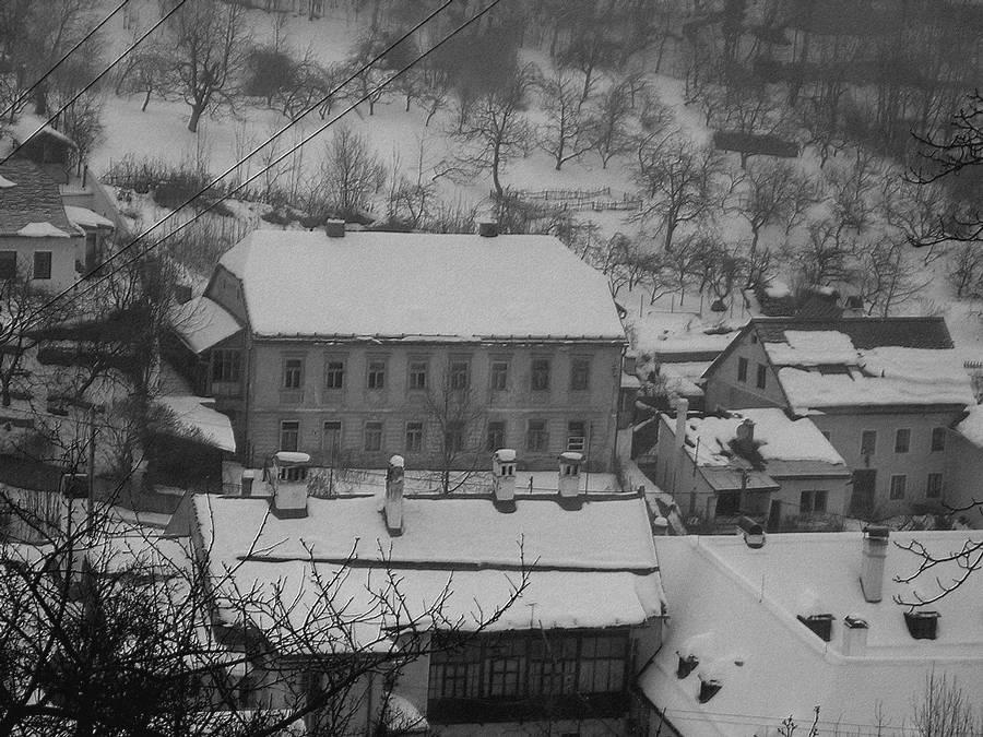 História domu - Apartmány ANTIK Pratterov dom, Banská Štiavnica